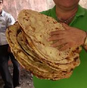 Massa (Matzah) in India