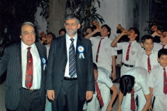 Mr. Eli Ishai, Minister