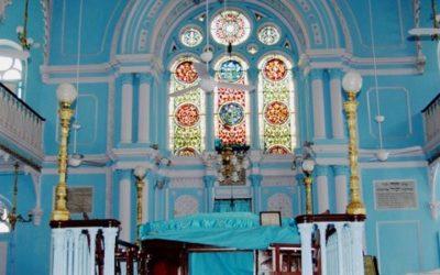 Keneset Eliyahu Synagogue